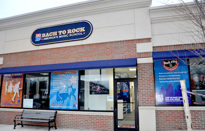 Bach to Rock music franchise location