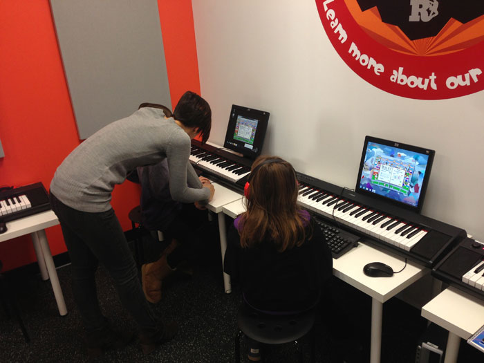 education franchise piano lessons