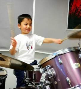 Schools are cutting music programs, making music education harder to come by. Bach to Rock music franchise locations are stepping in to fill that void.