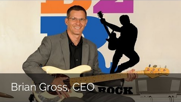 Bach to Rock CEO Brian Gross