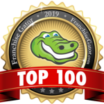 Bach to Rock Selected a Top 100 Franchise for 2019 by Franchise Gator