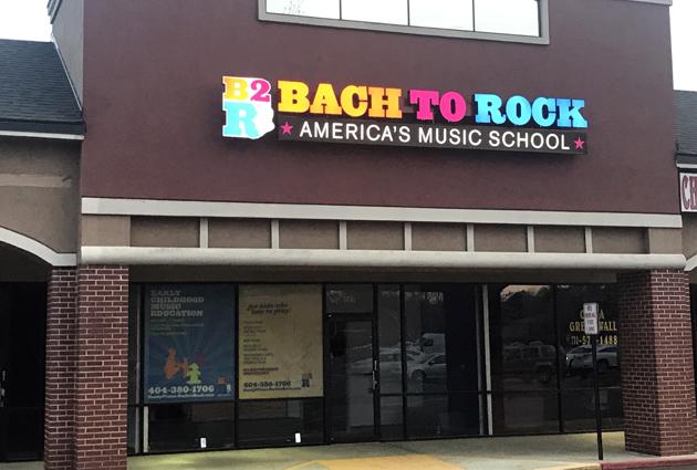 Bach to Rock Sandy Plains GA